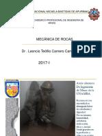 Mecánica de Rocas Aplicada Minas