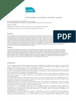 La Comunicación y El Sistema Familiar en El Paciente Oncológico Terminal