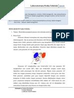 Format Laporan Eksperimen Dinamo