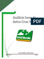 Cruz Verde Base de Datos 2.0