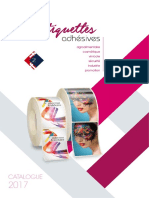 Etiquettes f2f 2017