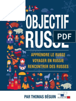 Guide - Objectif Russe (Thomas Béguin)