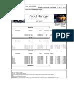 Lista de Preturi Ford Ranger