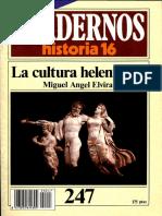 La Cultura Helenística