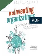 Reinventing Organizations Illustrated (161028)