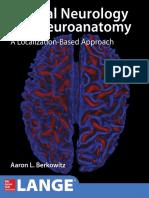 Clinical Neurology and Neuroanatomy - A Localization Based Approach (2016)