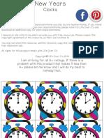 Clocks on the hour.pdf