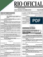 Diario Oficial 17-10-2017