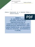 Organizacion de La HP Tema 1