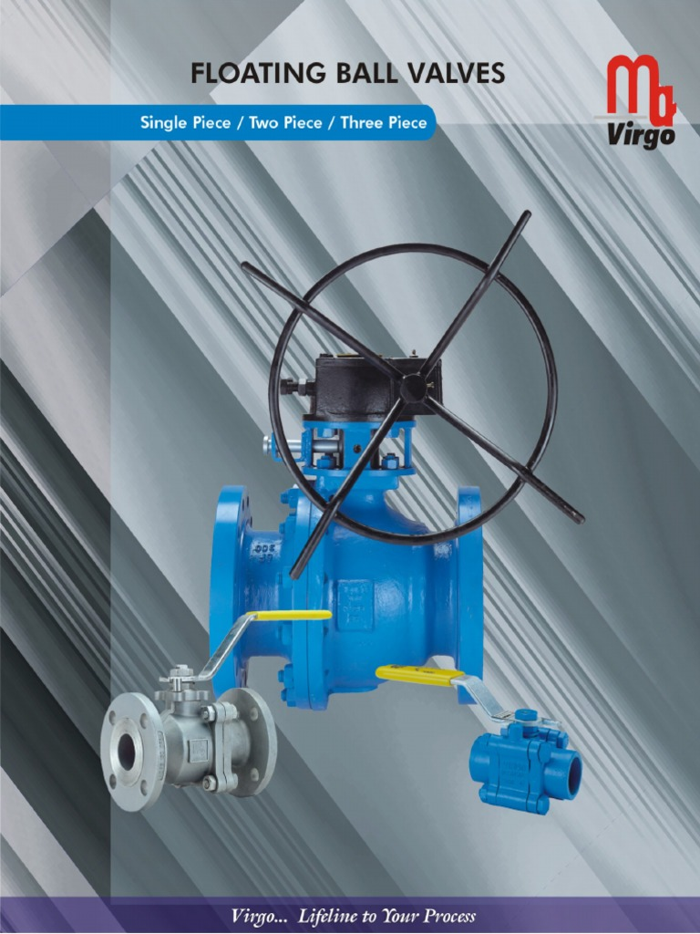 VIRGO - Floating-Ball Valves | Valve | Automation