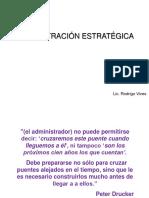 Administración Estrátegica