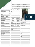 Character Codex | Tetrahydrocannabinol | License