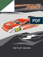 SetUp of RC Car