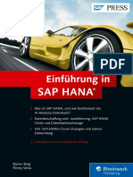 ebook Einführung in SAP HANA