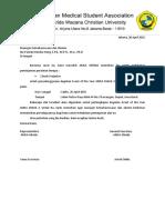 Surat Peminjaman Perkap Eoty - Bupam