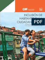 Inclusión de Habitantes en La Ciudadanía Plena