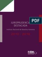 Jurisprudencia 2010-2016