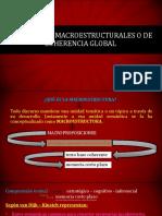 Estrategias Macroestructurales o de Coherencia Global