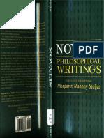 Novalis Novalis Philosophical Writings.pdf