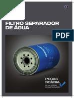 Pecas Filtro Separador Agua High