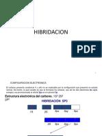 2009 02 Hibridacion, Enlace C-C y Grupos Funcionales1