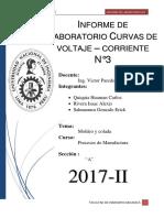 Informe de Caldereria