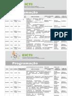 Programação EICTI 2017