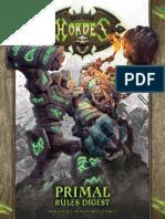 Primal Hordes