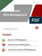 Huawei Ehs Management 2016