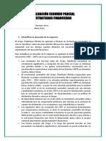 Estrategias Financieras Evaluación II Parcial