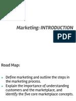 1 Marketing Basics