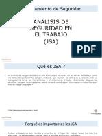 Training - Job Safety Analysis - Spanish
