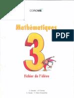 5H Fichier Eleve Math