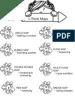 Lembaran Kerja Cuti Sekolah Ithink Maps