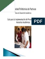 Guia Para Asesorias Academicas