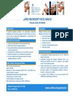Programa Microsoft Excel Basico PDF 195 Kb