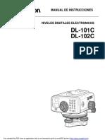 DL100 Nivel Laser
