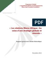 Rapport Afrique