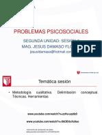 Problemas Psicosociales 8