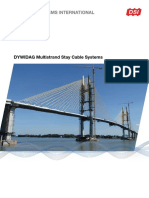 Dsi Dywidag Multistrand Stay Cable Systems Eng