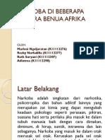 Narkoba Di Beberapa Negara Benua Afrika