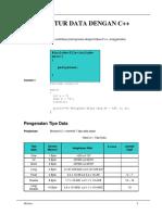 Struktur Data dengan C++
