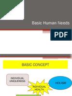 Basic Human Needs PK2