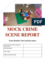 361333211 Mock Crime Scene Report 2017