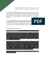 Castellano La Investigacion