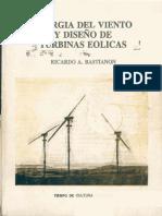 Energia Eolica. - Energia Del Viento Y Diseno De Turbinas Eolicas.pdf
