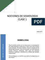 2015 UTEM SISMICIDAD CLASE 1 Nociones de sismologia.pptx