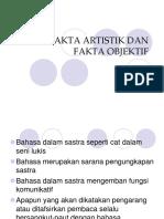 Pertemuan v-Objektif Artistik