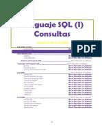 Lenguaje SQL II Consultas