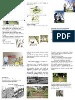Propuesta Trifoliar, Conservacion de Suelos